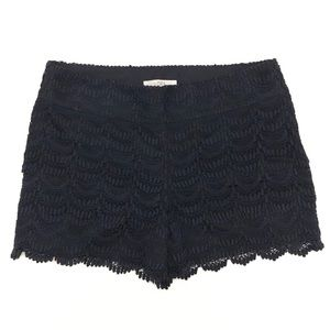 ⭐️ LIKE NEW • LOFT • Lace shorts ⭐️